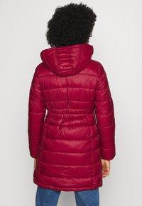 Pepe Jeans - LINNA - Winter coat - currant - 2
