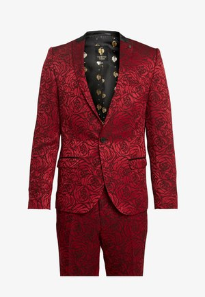 MARGERA SUIT - Oblek - red
