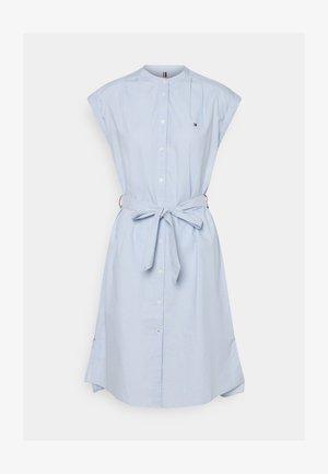 OXFORD KNEE DRESS  - Day dress - breezy blue