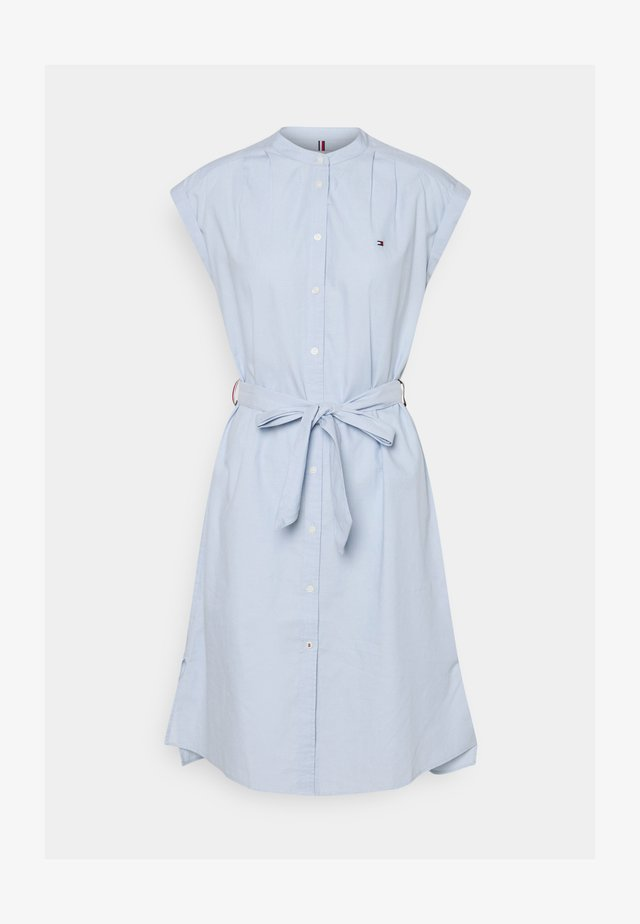 OXFORD KNEE DRESS  - Denní šaty - breezy blue