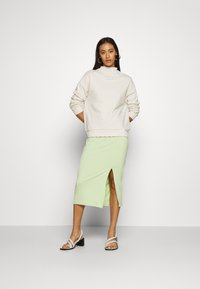 EDITED - NADINE DRESS - Jersey dress - green - 1