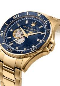 Maserati - Horloge - gold/blau - 6