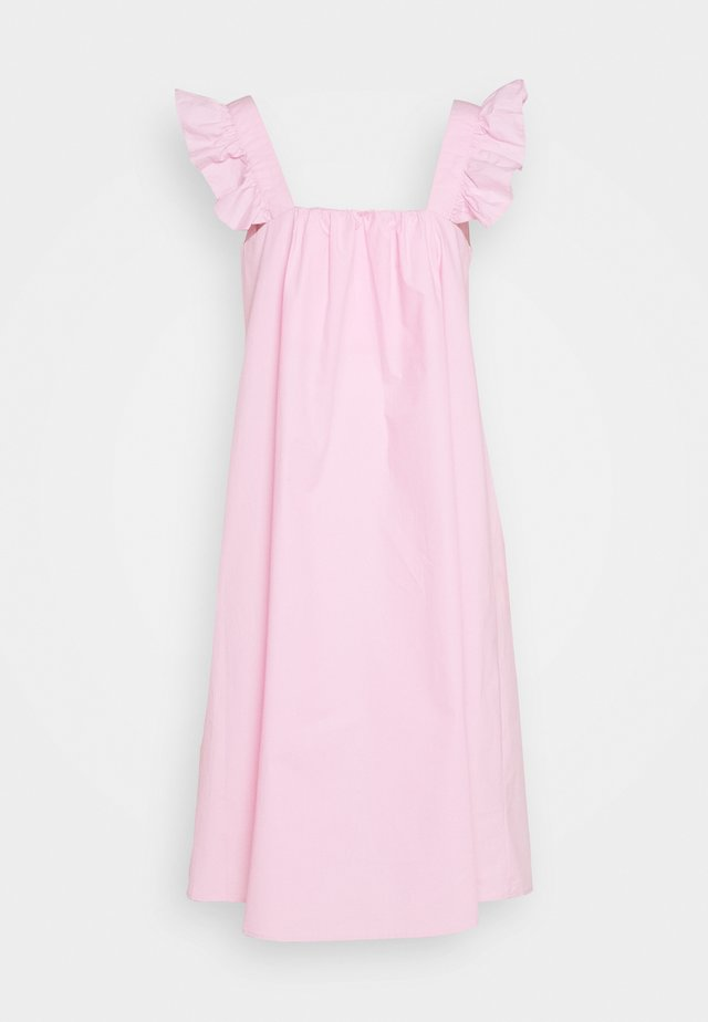 ISABELLA DRESS - Day dress - pink lady