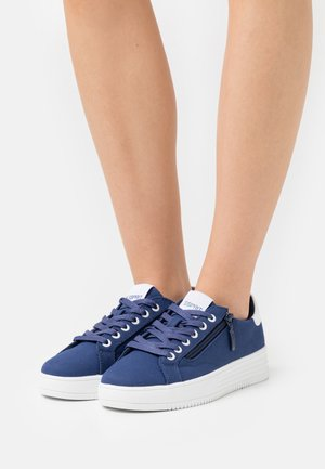 CAMBRIDGE - Sneakers laag - dark blue