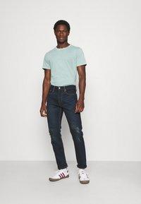 s.Oliver - T-shirt basic - light green melange - 1