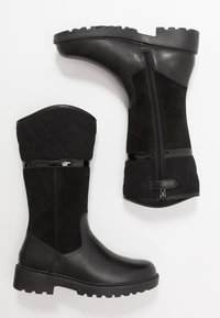Geox - CASEY GIRL WPF - Winter boots - black - 0
