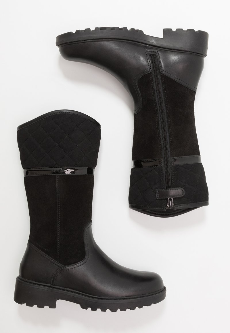 Geox - CASEY GIRL WPF - Bottes de neige - black