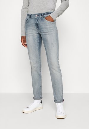 SEAHAM VINTAGE - Slim fit jeans - medium blue