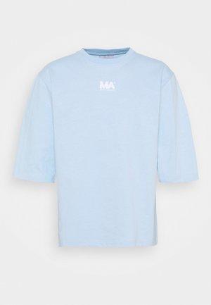 TEE - Basic T-shirt - dream blue