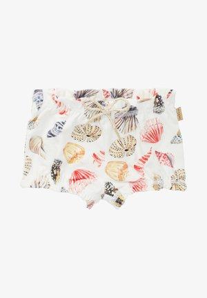 MERZEN - SHORTS - Shorts - snow white