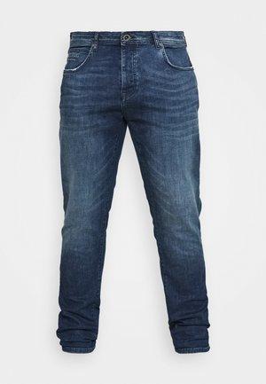 MARSHALL - Slim fit jeans - dark used