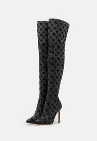 Guess - BAIWA - Over-the-knee boots - black - 2
