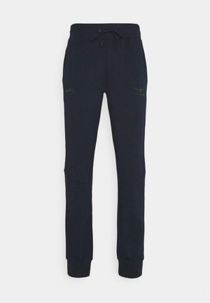 TRACK PANTS - Tracksuit bottoms - navy