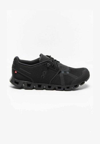 MĘSKIE CLOUD ALL BLACK - Trainers - black