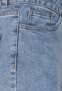 Object - OBJMARINA - Shorts di jeans - light blue denim - 2