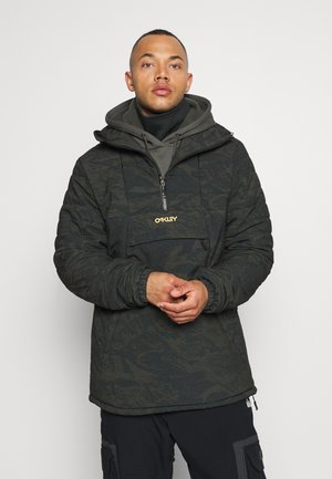 CRUISER JACKET - Snowboardjacka - green