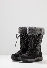 Friboo - Winter boots - black - 2