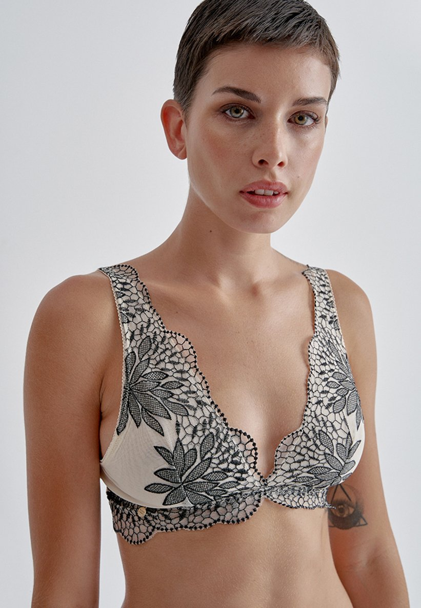 Femme Soutien-gorge triangle