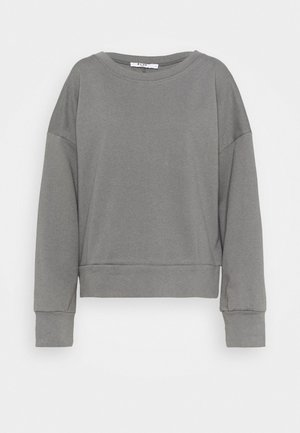 BASIC WIDE - Sweatshirt - grey