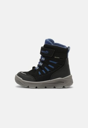 MARS - Stivali da neve  - schwarz/blau