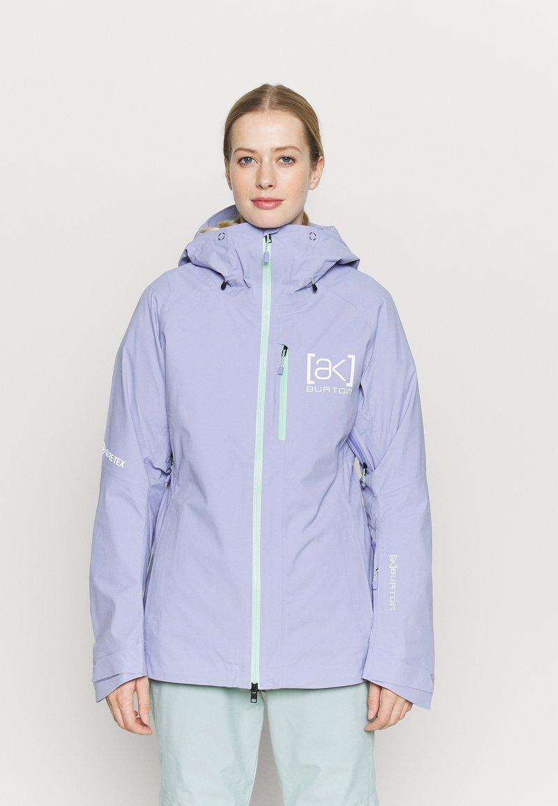 Burton - AK GORE UPSHFT - Snowboardjacke - foxglove violet