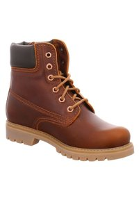 Panama Jack - Lace-up ankle boots - nappagrasscuero - 4