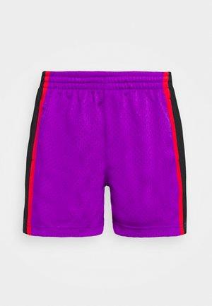 NBA TORONTO RAPTORS WOMENS JUMP SHOT SHORT - Urheilushortsit - purple