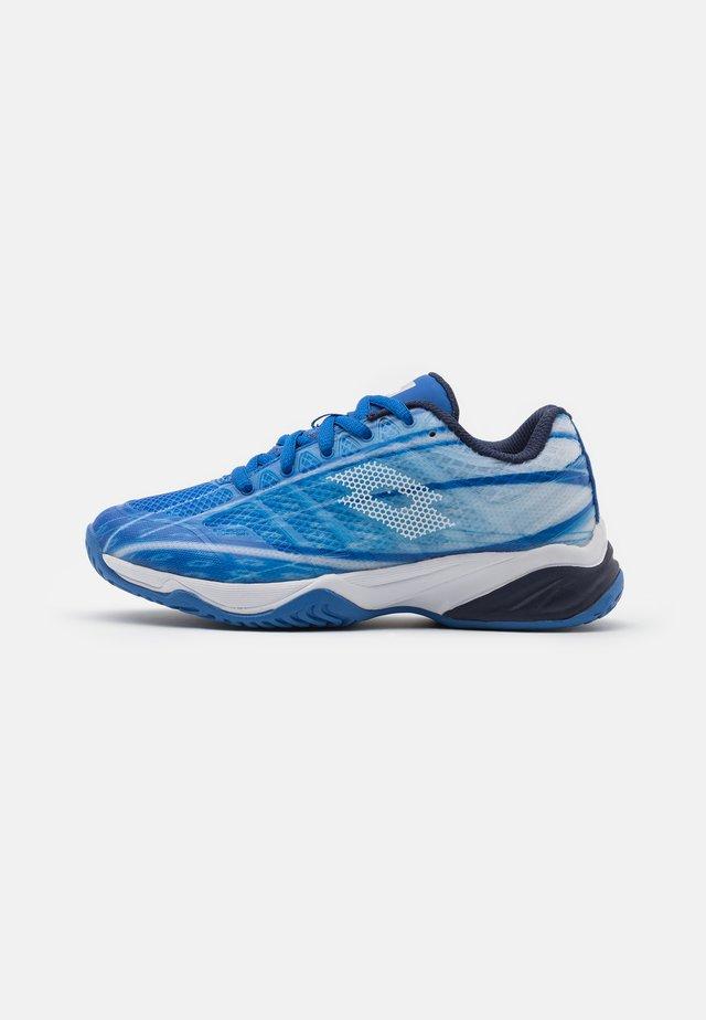 MIRAGE 300 UNISEX - Tennisschoenen voor alle ondergronden - nebulas blue/all white/navy blue