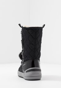 Geox - SLEIGH GIRL ABX - Lace-up boots - black - 4