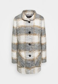 Barbara Lebek - Classic coat - creme/silver/hazelnut - 0