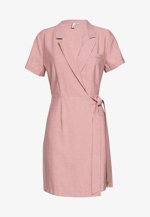 WRAP SUIT SUMMER DRESS - Kjole - light pink