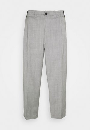 TECHNICAL SUITING KAST - Pantalon classique - grey