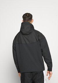Nike Sportswear - Summer jacket - black/pinksicle - 2