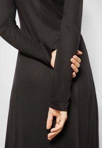 House of Dagmar - KIM - Maxi dress - black - 7