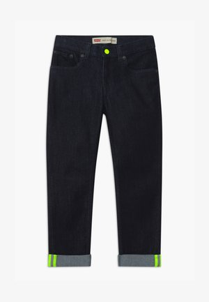 512 PLAY ALL DAY - Straight leg jeans - dark-blue denim