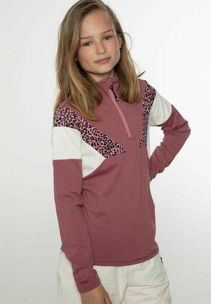 DEWYC JR - Fleece jumper - petal pink