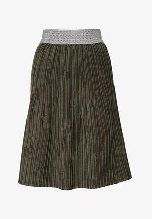 D RO ESCHACH U - A-line skirt - camel
