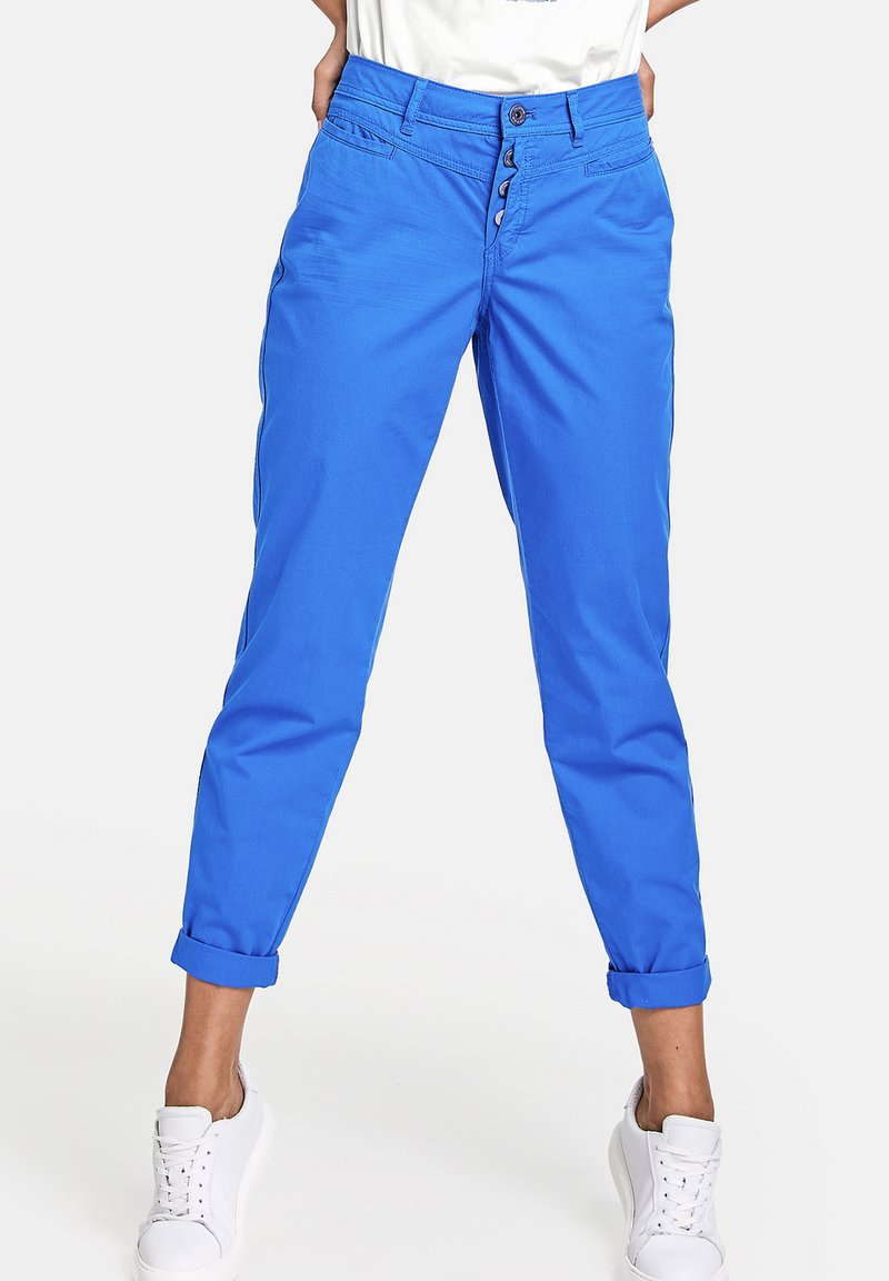 Taifun - Trousers - blue lagoon