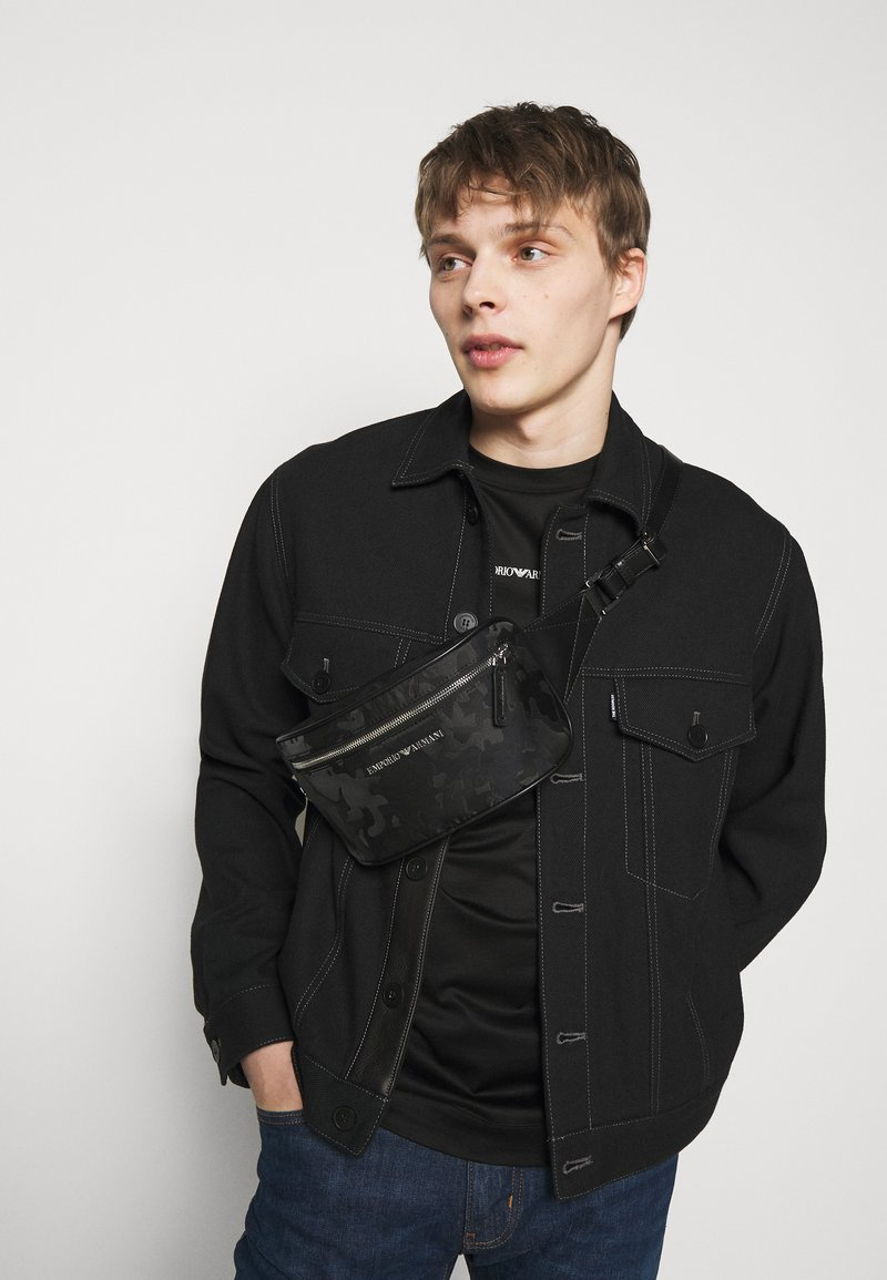 Emporio Armani - Bum bag - black