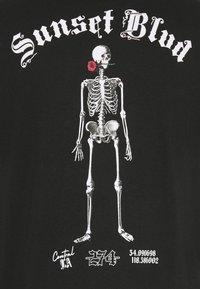 274 - SKELETON LA TEE - T-shirt med print - black - 6