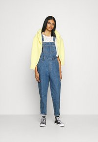 Levi's® - TAPERED OVERALL - Salopette - crazy blue - 1