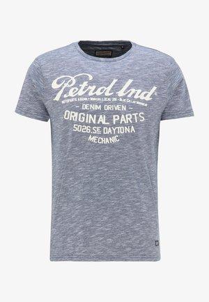 PETROL INDUSTRIES T-SHIRT - Print T-shirt - petrol blue