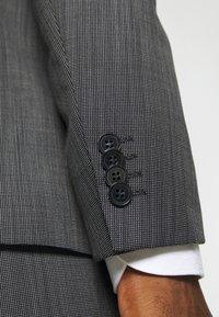 Calvin Klein Tailored - EXCLUSIVE MINIDOT SUIT - Suit - blue - 8