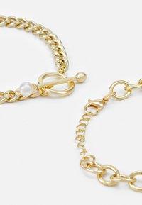 Fire & Glory - FGSHELLO BRACELET 2 PACK - Bracelet - gold-coloured - 1