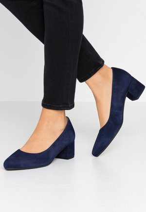 Klassiske pumps - bluette