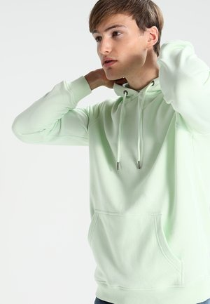 BASIC - Hoodie - light mint