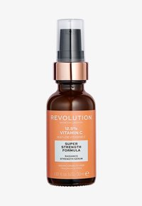 Revolution Skincare - 12.5% VITAMIN C SUPER SERUM - Sérum - - - 0