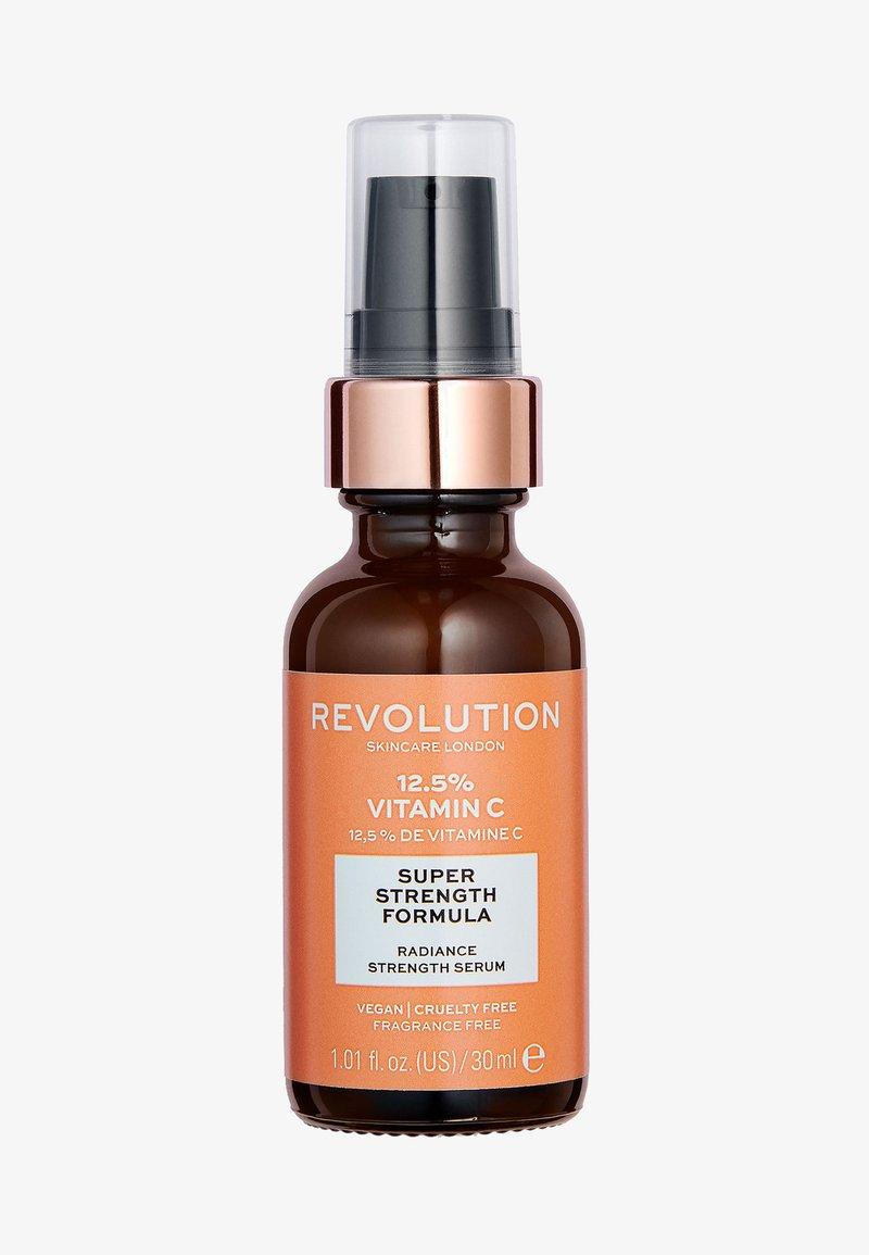 Revolution Skincare - 12.5% VITAMIN C SUPER SERUM - Sérum - -