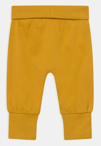 Sense Organics - SJORS BABY 3 PACK UNISEX - Trousers - navy/mustard/anthracite - 1