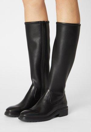 EDANA - Vysoká obuv - black